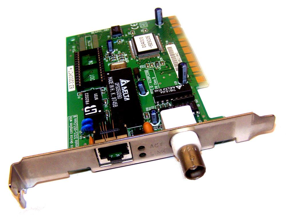 D-Link KA20PC3200 PCI Network Card | Rev=B1