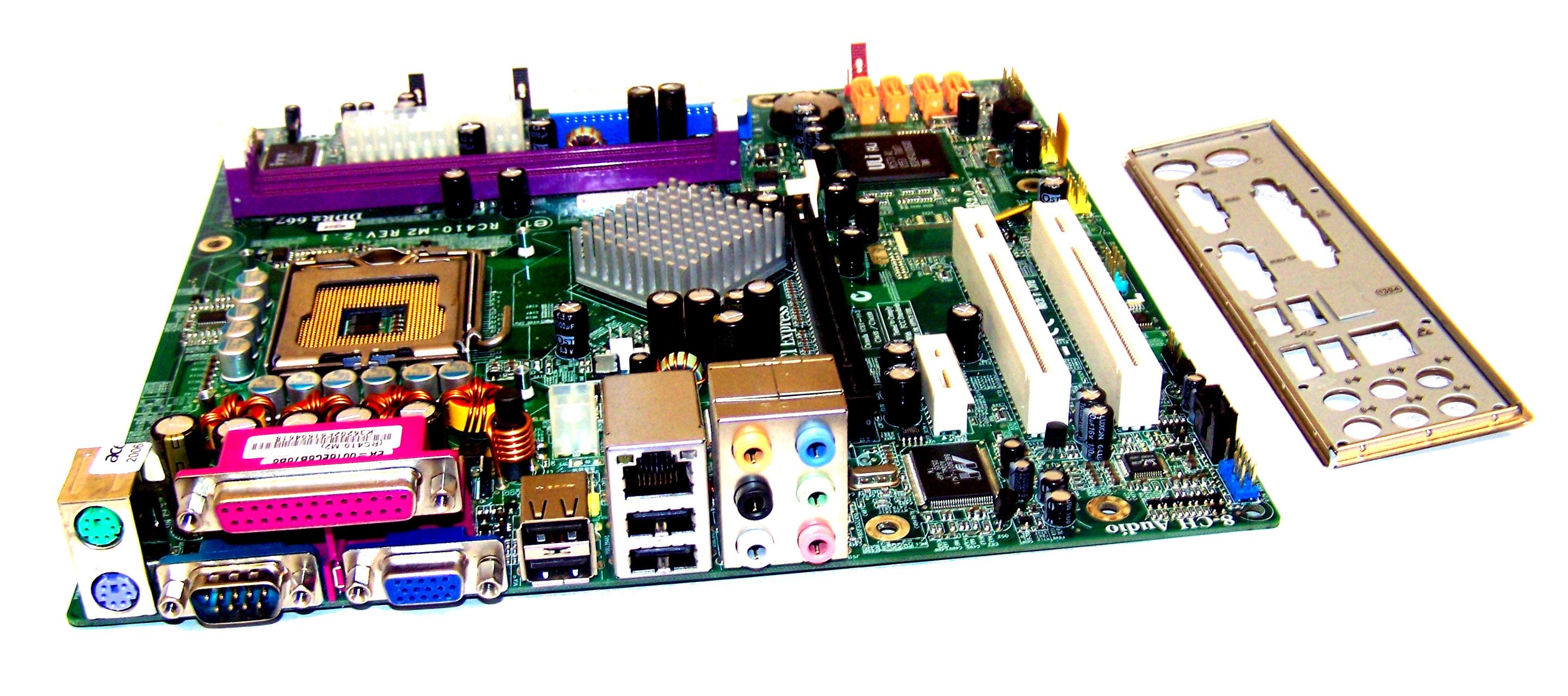 ECS RC410-M2 (V3.0) 64 Bit