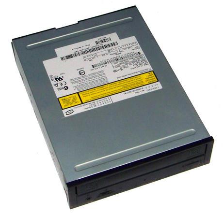 Dell 3W833 ATA H/H DVD-RW Drive with Black Bezel   Model ND-1100A 03W833 Thumbnail 1