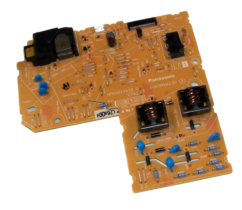 Brother NPKVB12A1B HL-2250DN Low Voltage Power Supply Board