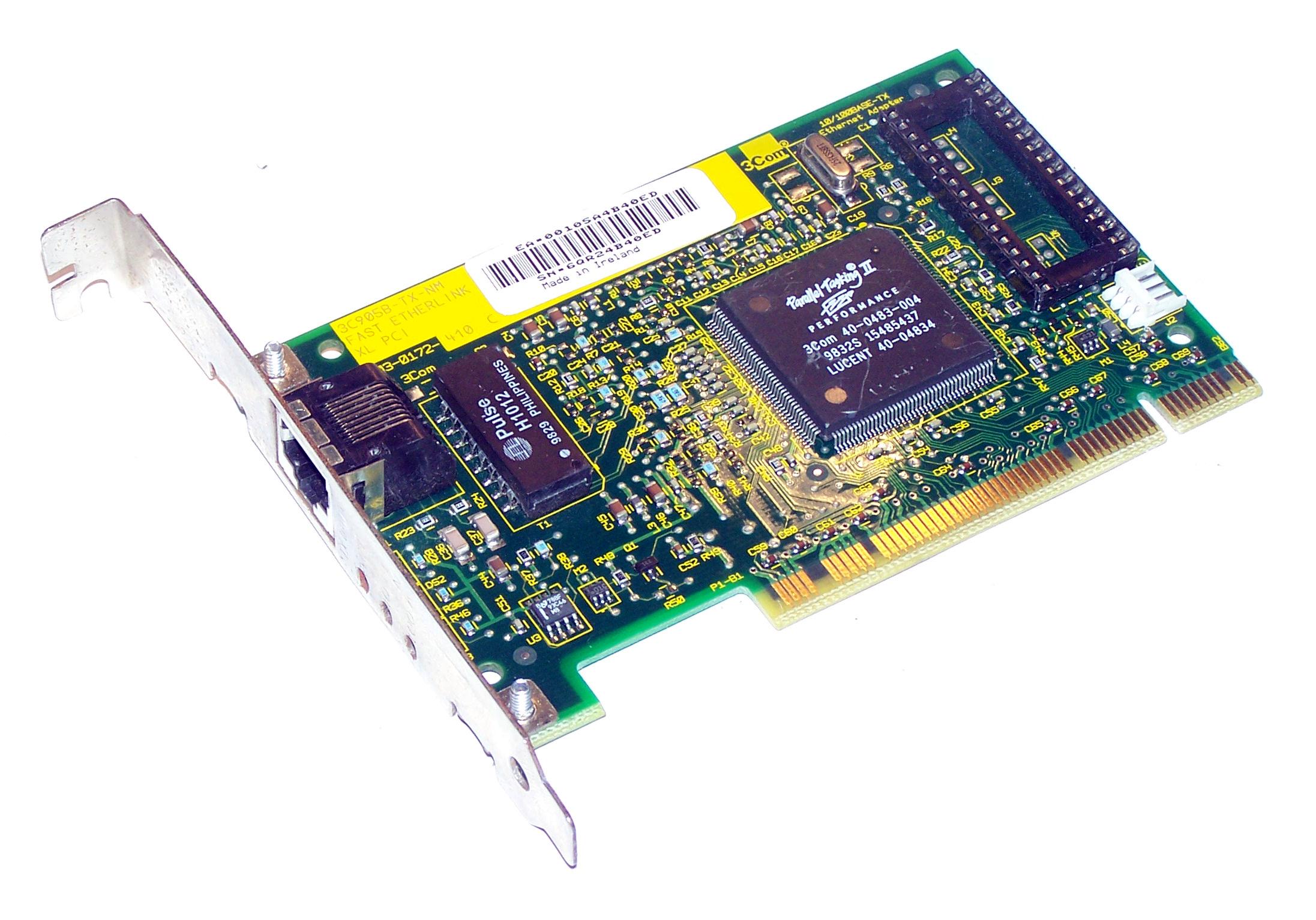Fast etherlink xl pci 3c905b tx driver windows 7 htlinoa.