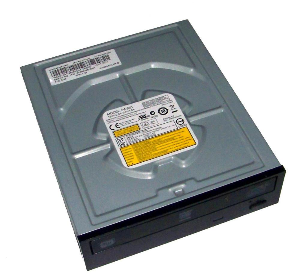 Lenovo SO10A11855 Black Bezel SATA H/H DVD DL Recorder Drive | SW830 FRU 71Y5545