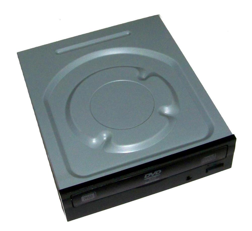 Philips LiteOn iHAS124-14FU SATA H/H DVD-RW Dual Layer | Black Bezel iHAS124