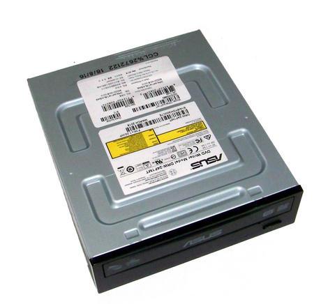 Asus DRW-24F1MT SATA DVD+RW DVD Writer Drive DRW-24F1MT/BLK/B/AS  Thumbnail 1