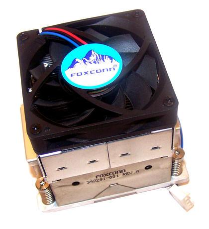 HP 342291-001 Workstation xw6000  Processor Heatsink Fan Assembly
