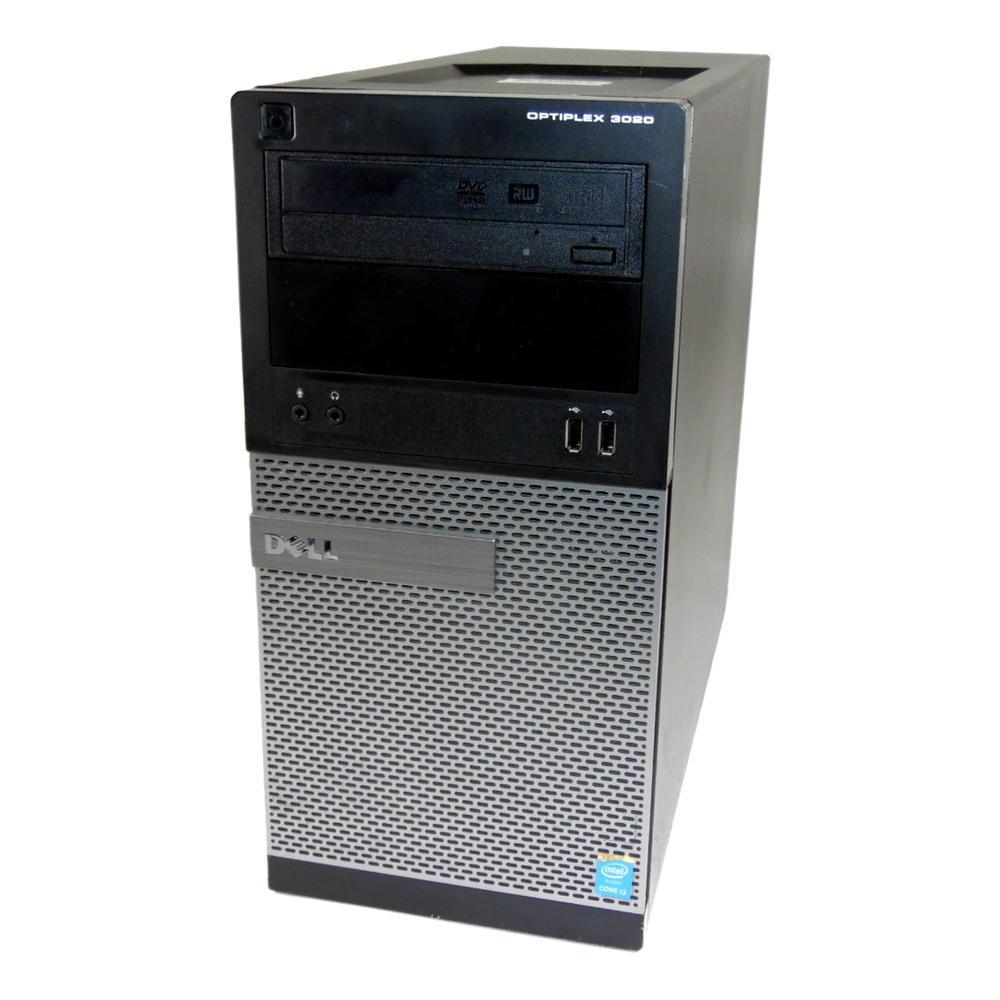 Dell OptiPlex 3020 MT | Intel i3-4150 4GB RAM 500GB HDD DVD-RW Win 10 Pro PC
