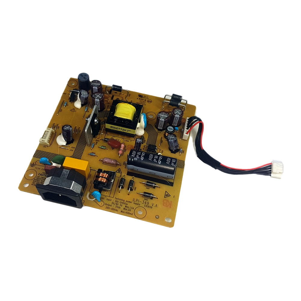 "ViewSonic IPLI-349 VA2265Sm 22"" TFT Monitor Power Supply Board"