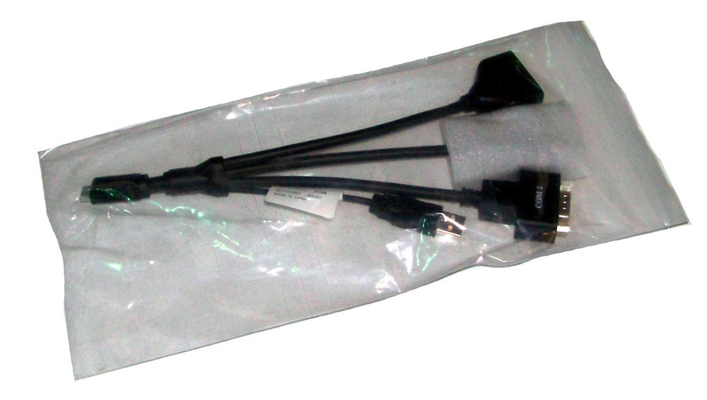 New IBM 90P4475 eServer x445 Remote Access Breakout Cable | FRU 73P9281