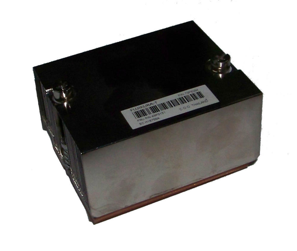IBM 73P6264 eServer x445 Socket 603 Processor Heatsink | FRU 49P3151