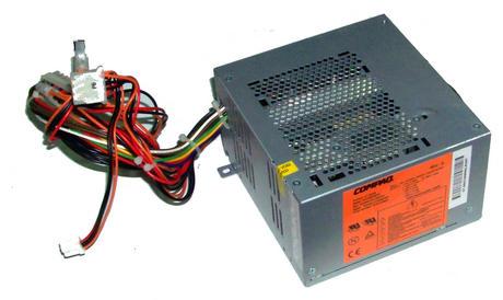Compaq 221269-001 Deskpro EXM 200W Power Supply | SPS 224062-001 HP-P207WF3P Thumbnail 1