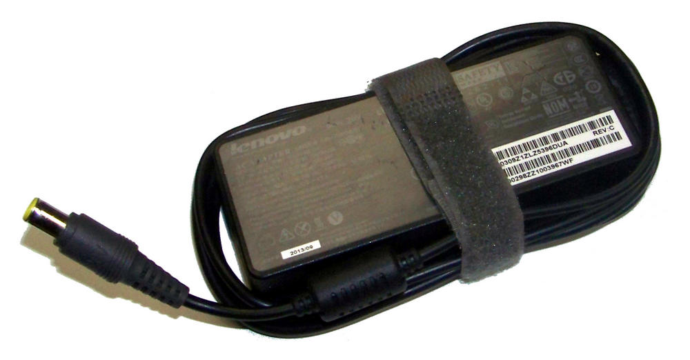 Lenovo 42N0309 Laptop 90W 4.5A 20V AC Adapter [ Genuine Lenovo ] | FRU 42N0310