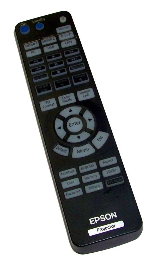 Epson 217531300 Projector Remote Control
