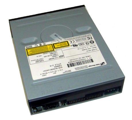 Compaq 176135-630 ATA H/H CD-ROM Drive with Carbon Bezel Model CRD-8480B(AA2A) Thumbnail 2
