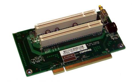 Compaq 011248-001 Evo D510S SFF  2xPCI Riser Board | SPS 252298-001