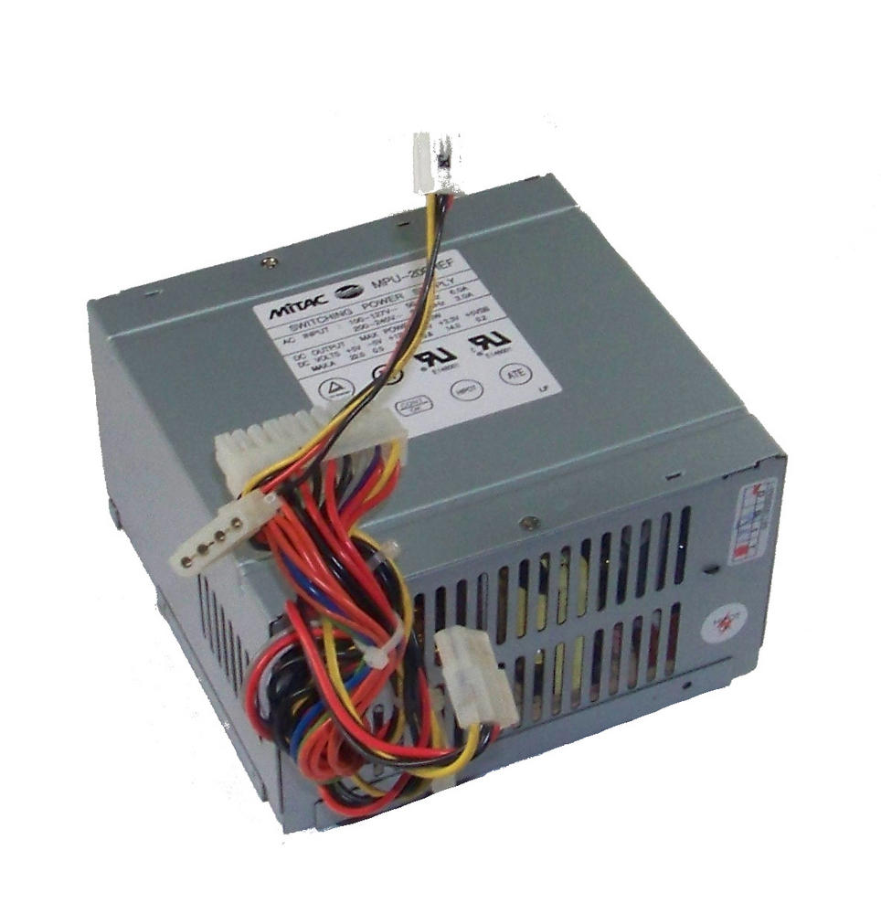 Sun 370-3162-02 Ulltra 5 200W Power Supply | Mitac MPU-200REF