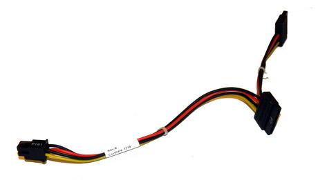 HP 625262-001 8300 Elite CMT 2X SATA Power Cable
