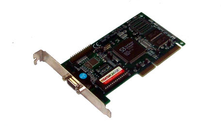 ColorMax ST-362A Rev 3.2 2MB S3 Trio AGP Graphics Card | VGA