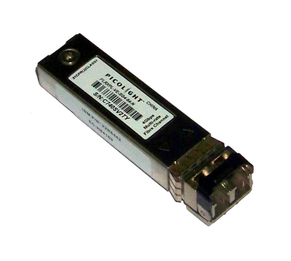 IBM 22R6442 Picolight 4Gb SFP Multirate GBIC Transceiver | PLRXPL-VE-SG4-64-N
