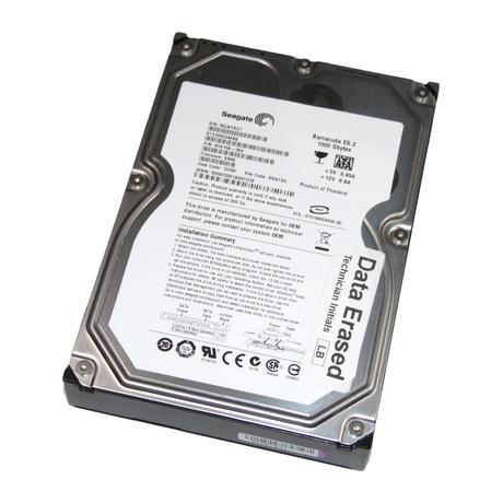 "Seagate ST31000340NS 1TB 7.2K 3.5"" Barracuda ES.2 SATA 3Gb/s HDD 9CA158-304"