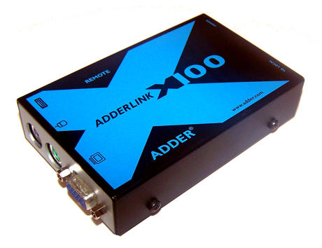 Adderlink X100 Receiver | No Cables