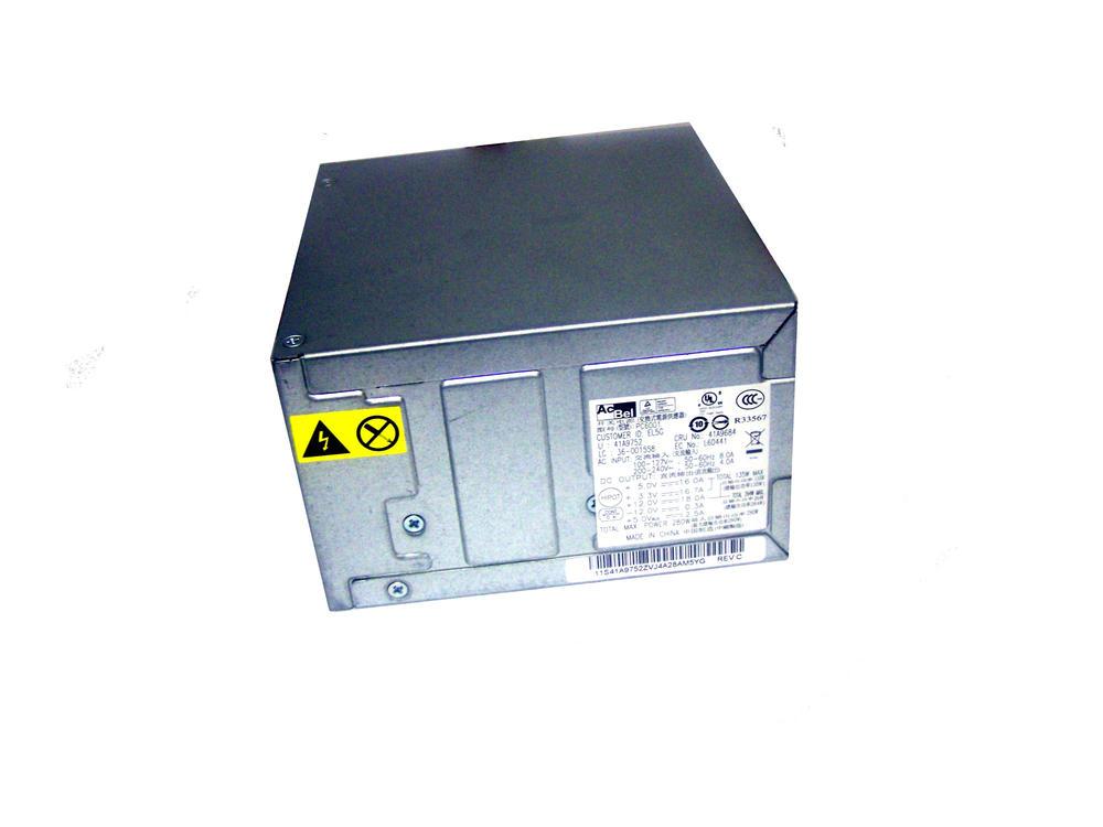 Lenovo 41A9752 Thinkcentre 9702 280W Power Supply | CRU 41A9684