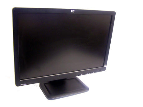 "HP 516736-001 NK570A 19"" LCD Monitor w/ Stand 