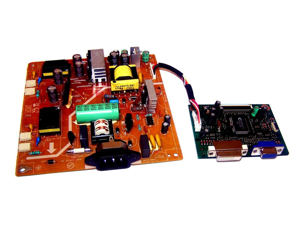 Dell 5E0L802001 E1909Wb Monitor Power Supply Board   E148279 TU08Q82