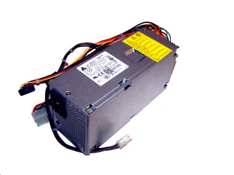 Dell W206D Vostro 220s 250W Power Supply | Model DPS-250AB-35 A Thumbnail 1