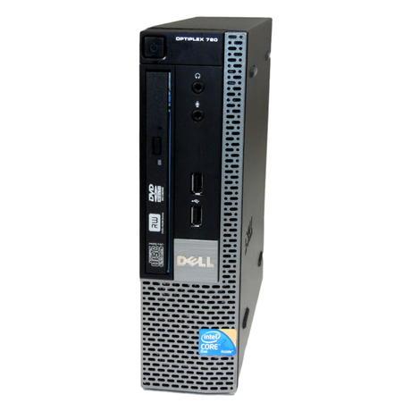 Dell OptiPlex 780 USFF | Intel E7600 | 4GB RAM | 250GB HDD| DVD-RW | B+ Thumbnail 1