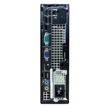 Dell OptiPlex 780 USFF | Intel E7600 | 4GB RAM | 250GB HDD| DVD-RW | B+ Thumbnail 2