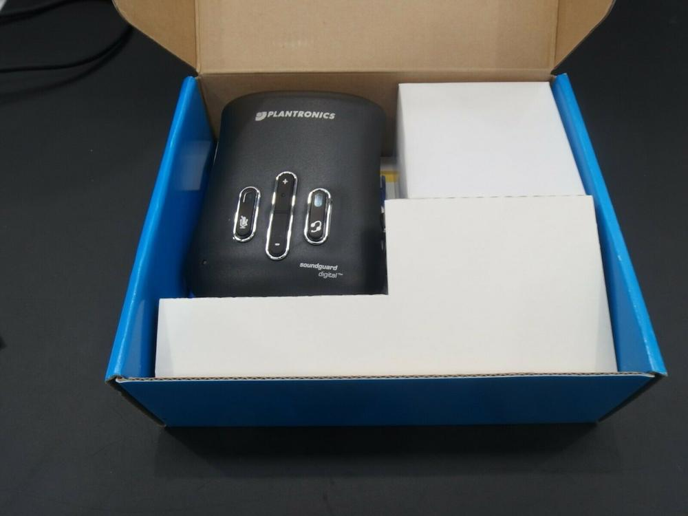 Plantronics VistaPlus DM15 Amplifier 39380-01