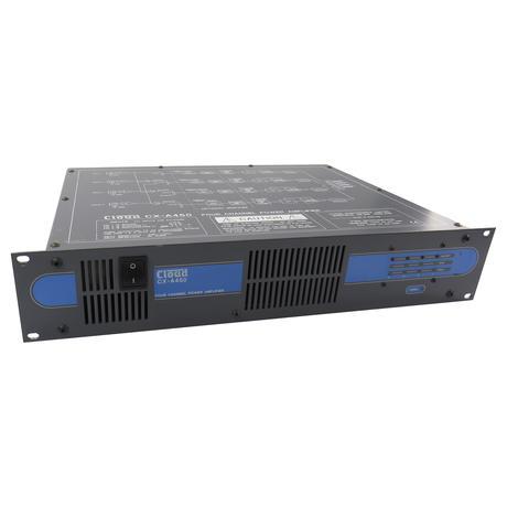 Cloud CX-A450 Multi Channel Rackmount Amplifier 4x 50W