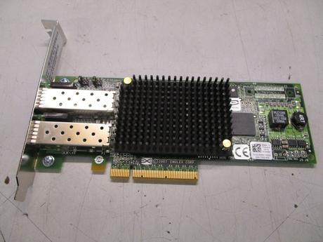IBM 42D0500 2-Port 8GB Fibre Channel PCIe HBA Host Adapter | Emulex LPE12002-E Thumbnail 2
