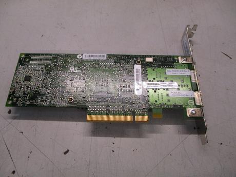 IBM 42D0500 2-Port 8GB Fibre Channel PCIe HBA Host Adapter | Emulex LPE12002-E Thumbnail 3