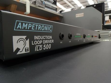 Ampetronic Induction Loop Driver ILD500 Thumbnail 1
