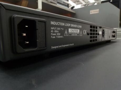 Ampetronic Induction Loop Driver ILD500 Thumbnail 5