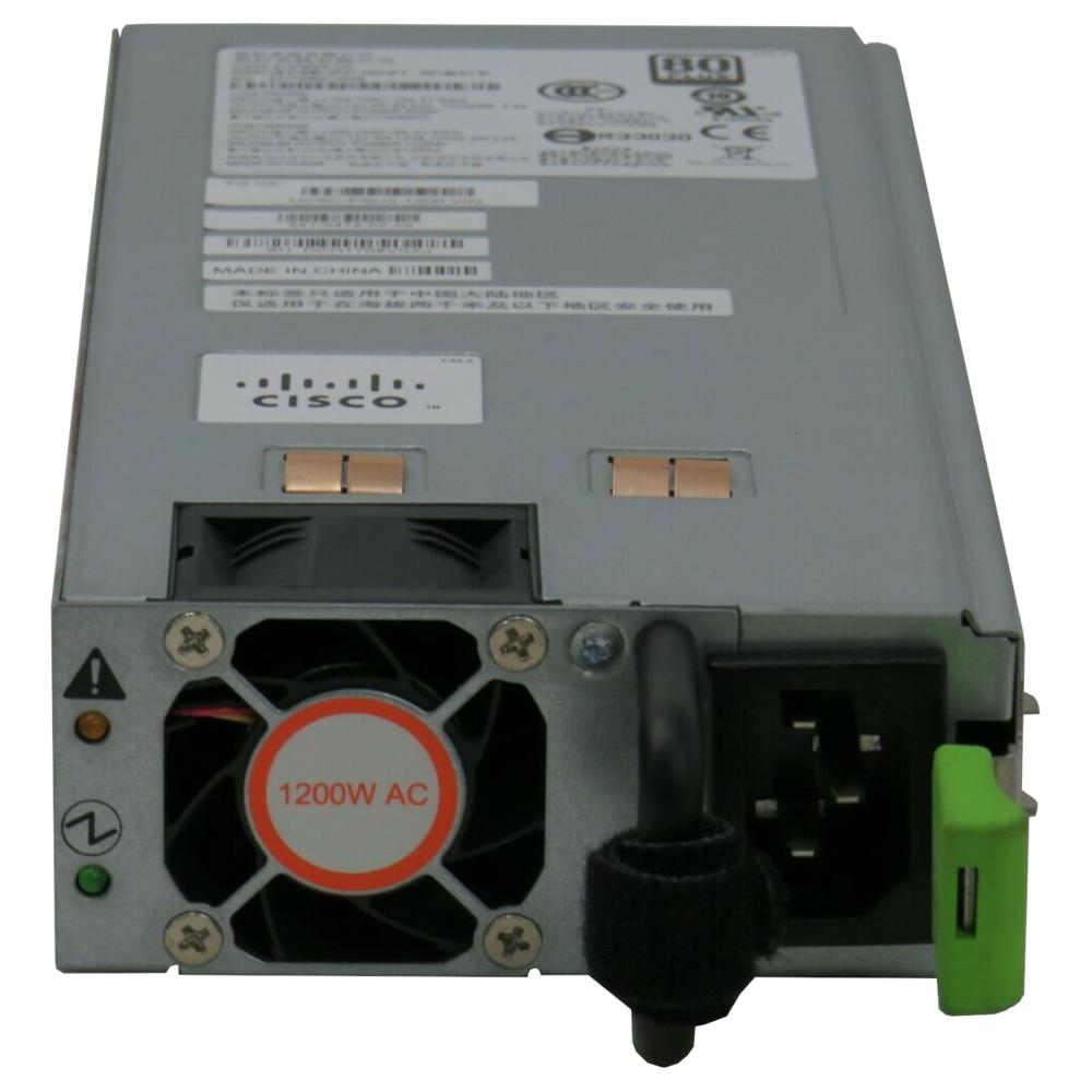 Cisco UCSC-PSU2-1200 1200w Hot Swap Power Supply for Cisco UCS 341-0472-02