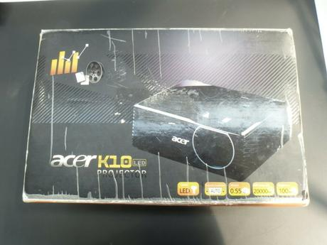 Acer K10 100 ANSI Projector  Thumbnail 3