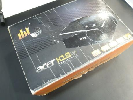 Acer K10 100 ANSI Projector  Thumbnail 6