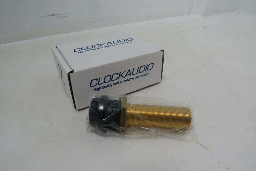 CLOCKAUDIO C003E-RF Omni Directional Boundary Microphone