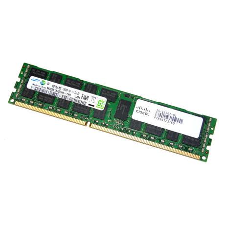 Cisco 15-13567-01 8GB DDR3 PC3L-10600R ECC Registered RAM | M393B1K70DH0-YH9