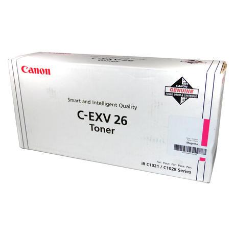 Genuine New Canon 1658B011[AA] iR C1028 Magenta Toner | C-EXV 26