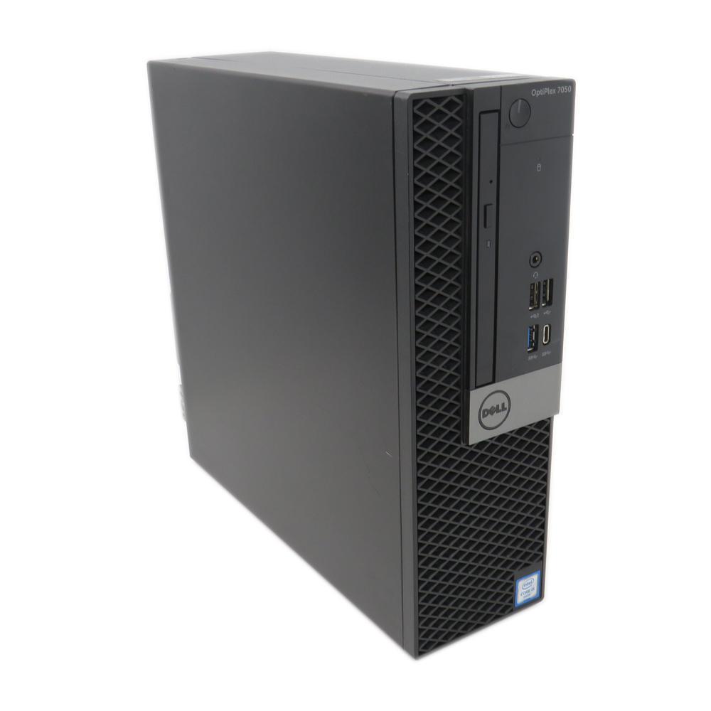 Dell OptiPlex 7050 SFF   Intel i5 6500 @ 3.20GHz  8GB RAM   No HDD