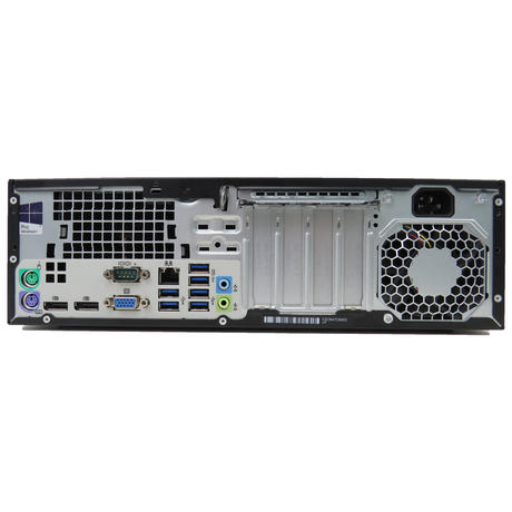 HP EliteDesk 800 G2 SFF | Intel i5 6500 @ 3.20GHz | 4GB Ram | Win8/10 Thumbnail 5