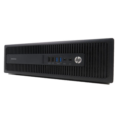 HP EliteDesk 800 G2 SFF | Intel i5 6500 @ 3.20GHz | 4GB Ram | Win8/10 Thumbnail 1