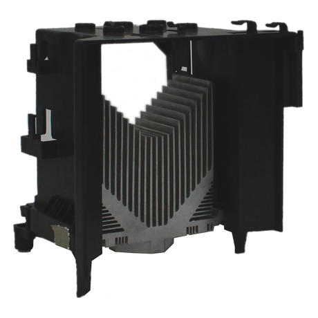 Dell FW209 Optiplex 780 Heatsink With Shroud Thumbnail 1