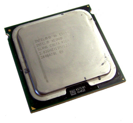 Intel EU80574KJ073N Xeon Quad Core E5440 2.83GHz Socket J LGA771 Processor SLANS