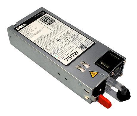 Dell 5NF18 PowerEdge R620 80 Plus Platinum 750W Power Supply | D750E-S1 Thumbnail 1