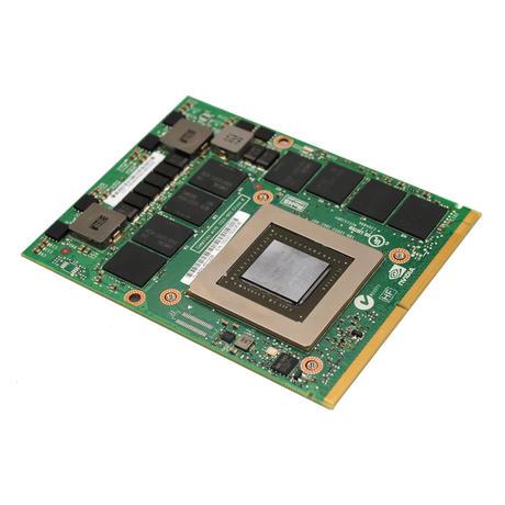 HP 781701-001 Nvidia Quadro K5100M Graphics Board 8GB GDDR5