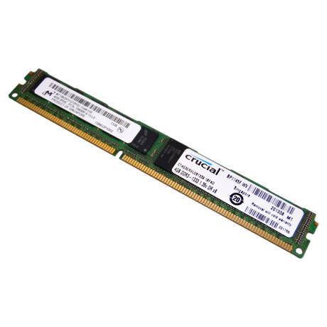 Crucial CT4G3ERVLD81339.18FKD 4GB PC3L-10600R ECC Registered DDR3 Server RAM